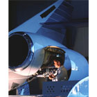 The Aviation and Aerospace industry have both benefited from the use of borescopes to diagnose problems in engines, landing gear and fuselage areas.