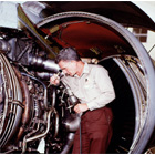 Aircraft Turbine Inspection