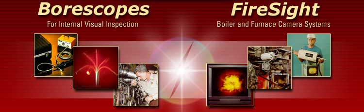 Borescopes, Fiberscopes, Videoscopes and Furnace / Boiler Camera Products  from Lenox Instrument Company